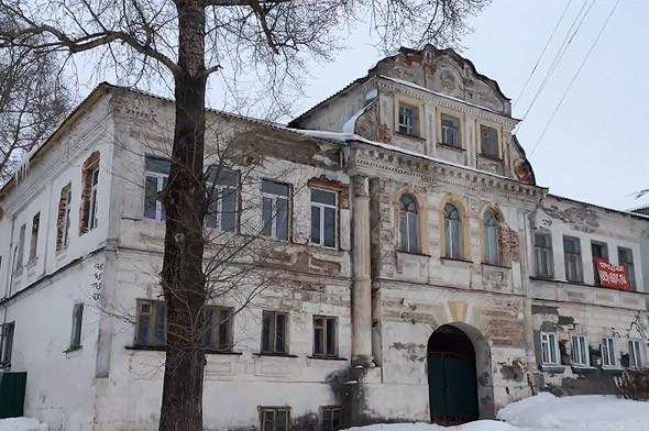 калязин исторически значимое здание