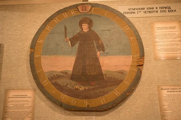 экспозиция история углича
