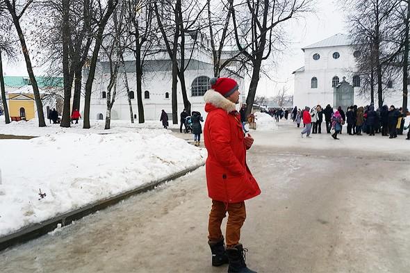 масленичные гулянья в кремле