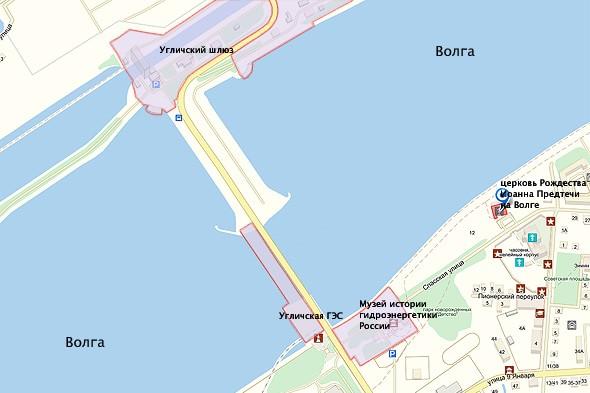 спасская улица музей гидроэнергетики углича