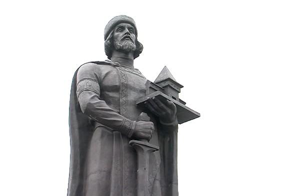 памятник ярославу мудрому ярославль