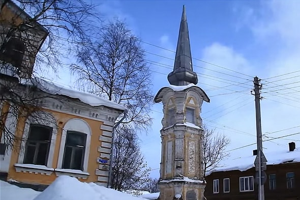 памятник вальский столп