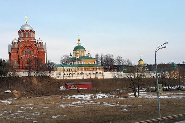 доминанта округи покровский хотьков монастырь