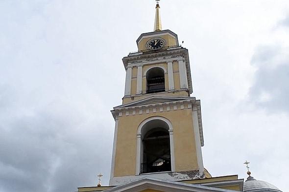 колокольня богоявленского собора ниловой пустыни