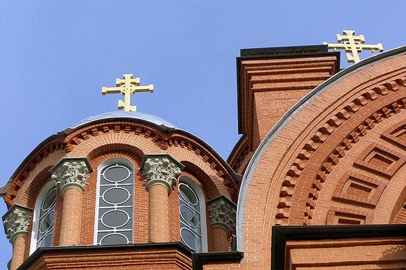 купола никольского собора