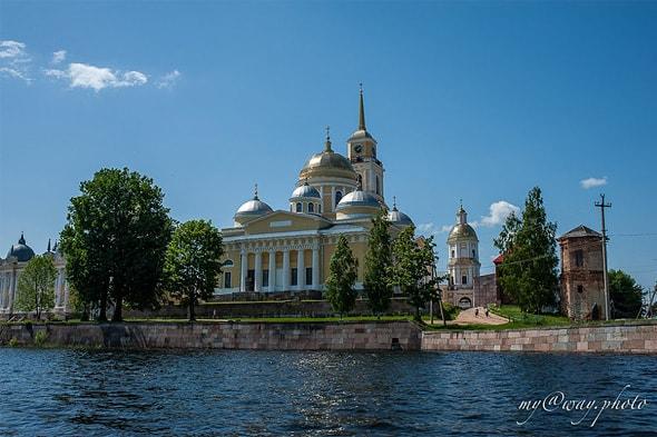 достояние россии монастырь нила столобенского
