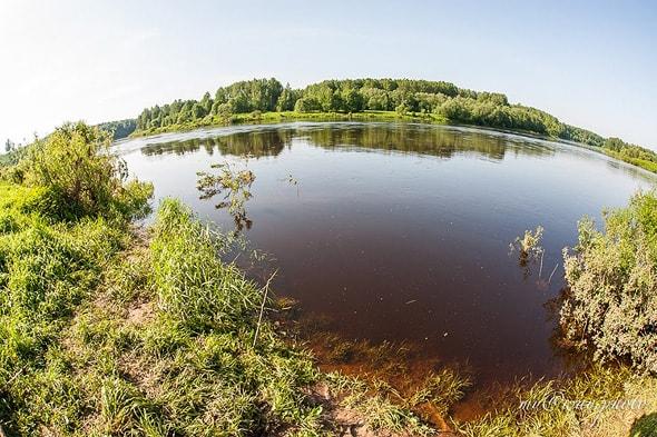 плесы озеро селигер