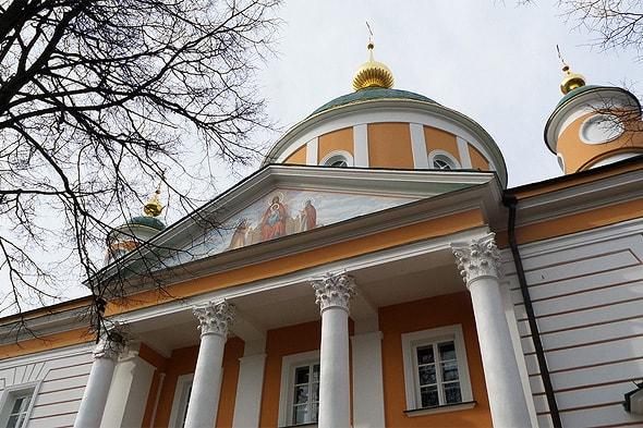 женский монастырь хотьково покровский собор