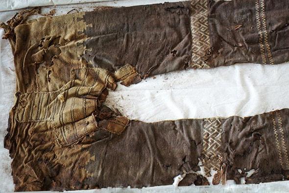 немудреные штаны древних кочевников