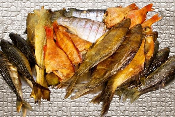 монастырская золотая рыбка
