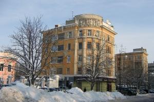 дом жилкоопсоюза саратов