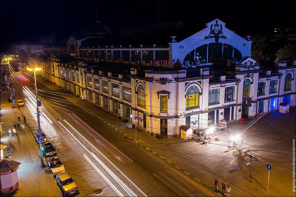 ночной крытый рынок саратов