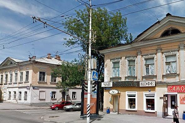 старый саратов образцовые здания для постройки