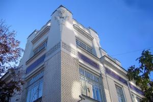 особняк скворцова саратов