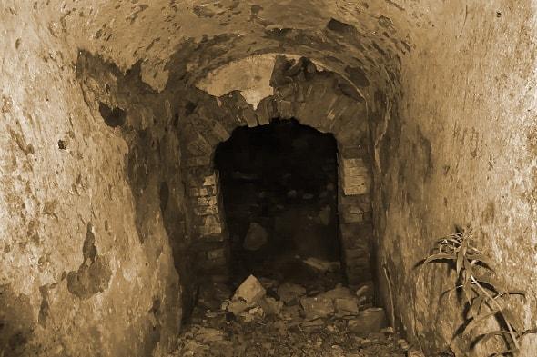 потаенные входы подземелий