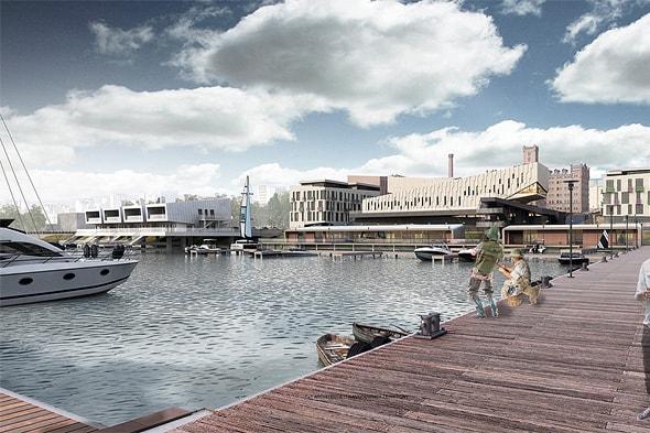промзона станет привлекательным районом города
