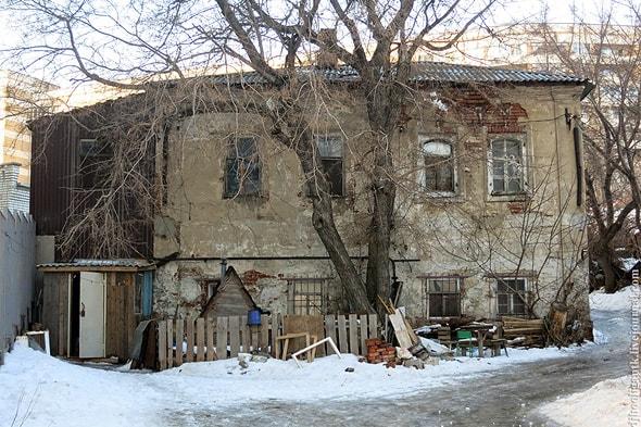 самый старый жилой дом саратова