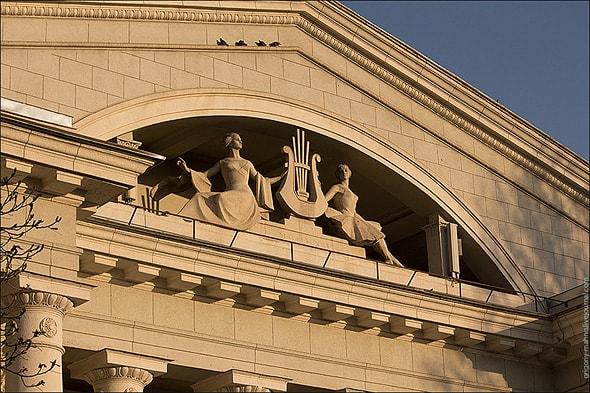 саратов театральный город