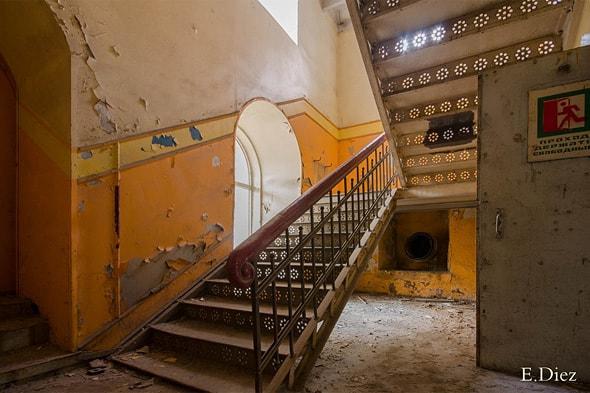 внутри малой мельницы братьев шмидт