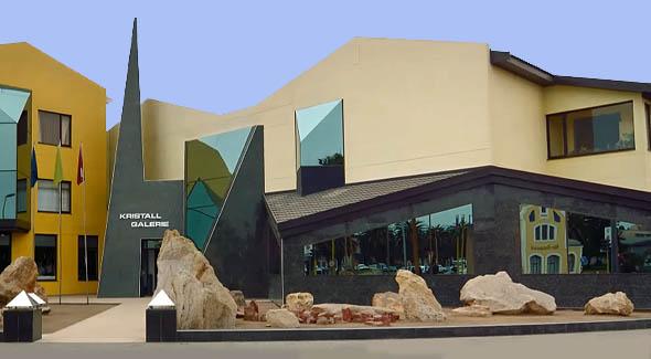свакопмунд галерея кристаллов