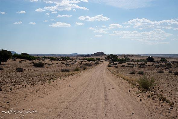 отличные дороги намибии