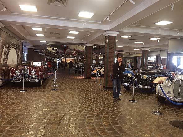 музей техники в красногорске мощные и красивые автомобили