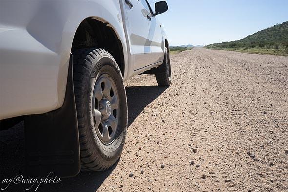 самостоятельное путешествие на автомобиле по намибии