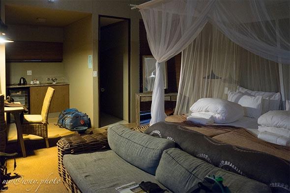 ночевка в одном из лоджей