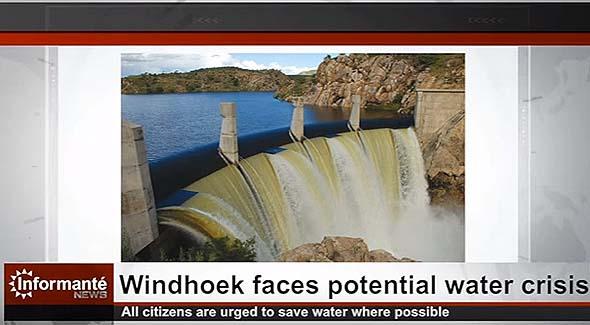 вода большая проблема виндхука