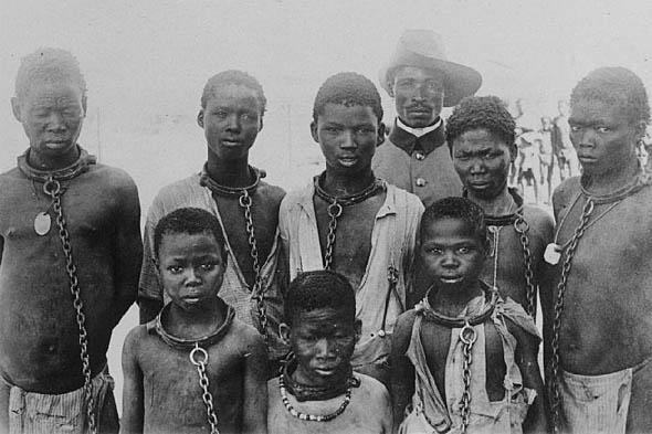 геноцид племени гереро