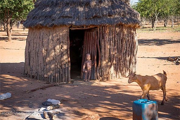 хижина народа имба