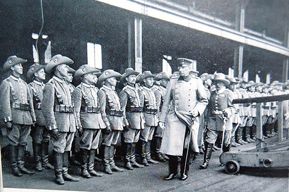 немецкие колонизаторы