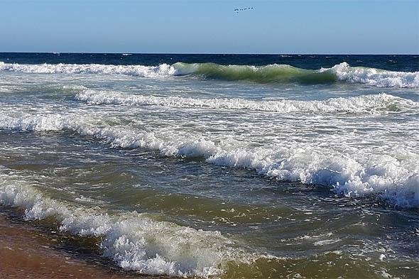 бурлят и кипят океанскик воды