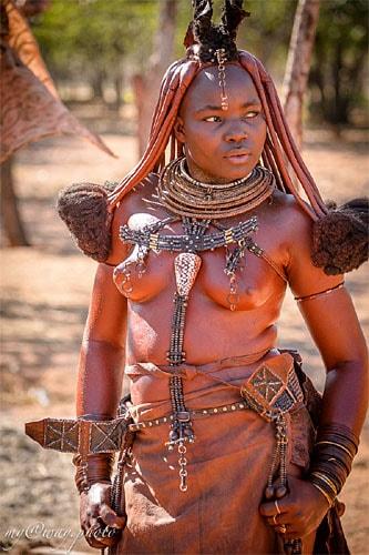 критерии подлинности народа химба