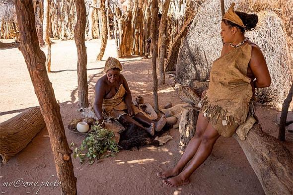 ароматные травки племени дамара