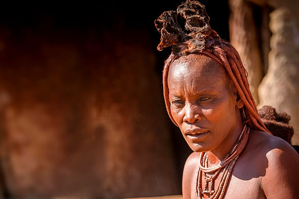 знакомство с женщинами племени химба