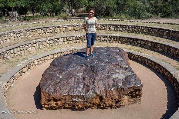 метеорит гоба инопланетное происхождение и миллионы лет