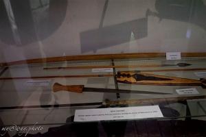 экспонаты в музее намутони
