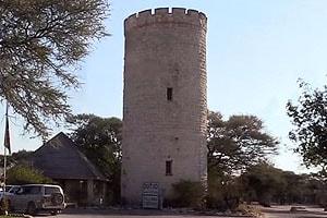 как дозорная башня немецкого форта в окаукуеджо