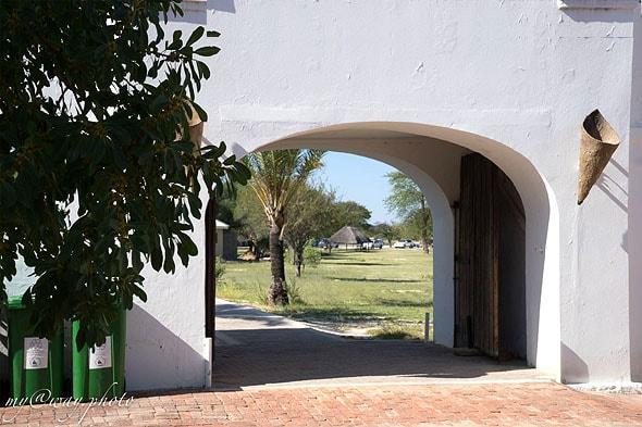 форт намутони национальный памятник