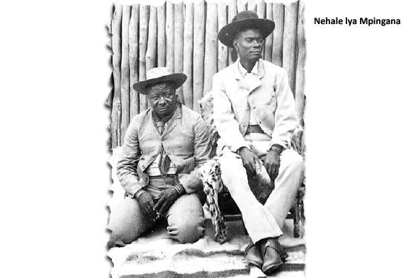 национальный герой намибии nehale mpingana