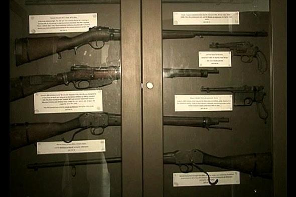 бывшие на вооружении винтовки