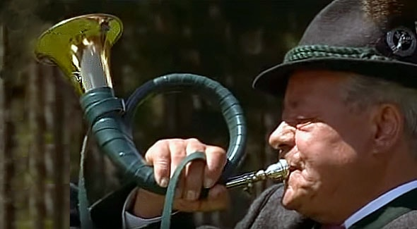 охотничьи традиции звуки рога или горн