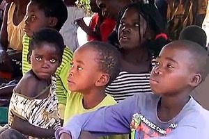 дети живущие на полосе каприви