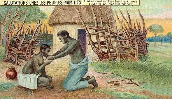 как лози проживали в давние времена