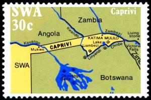 реки окаванго замбези и квандо