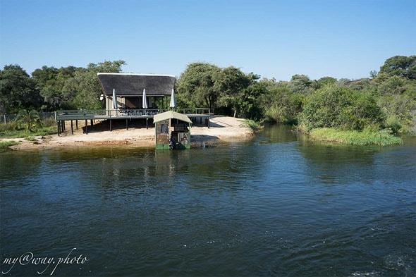 речной круиз по окаванго