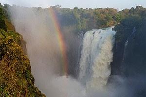 природное наследие водопад виктория