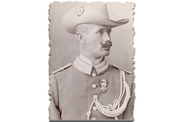 капитан фридрих фон эркерт
