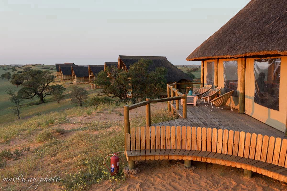 лагерь ройпутс на красной ботсванской земле